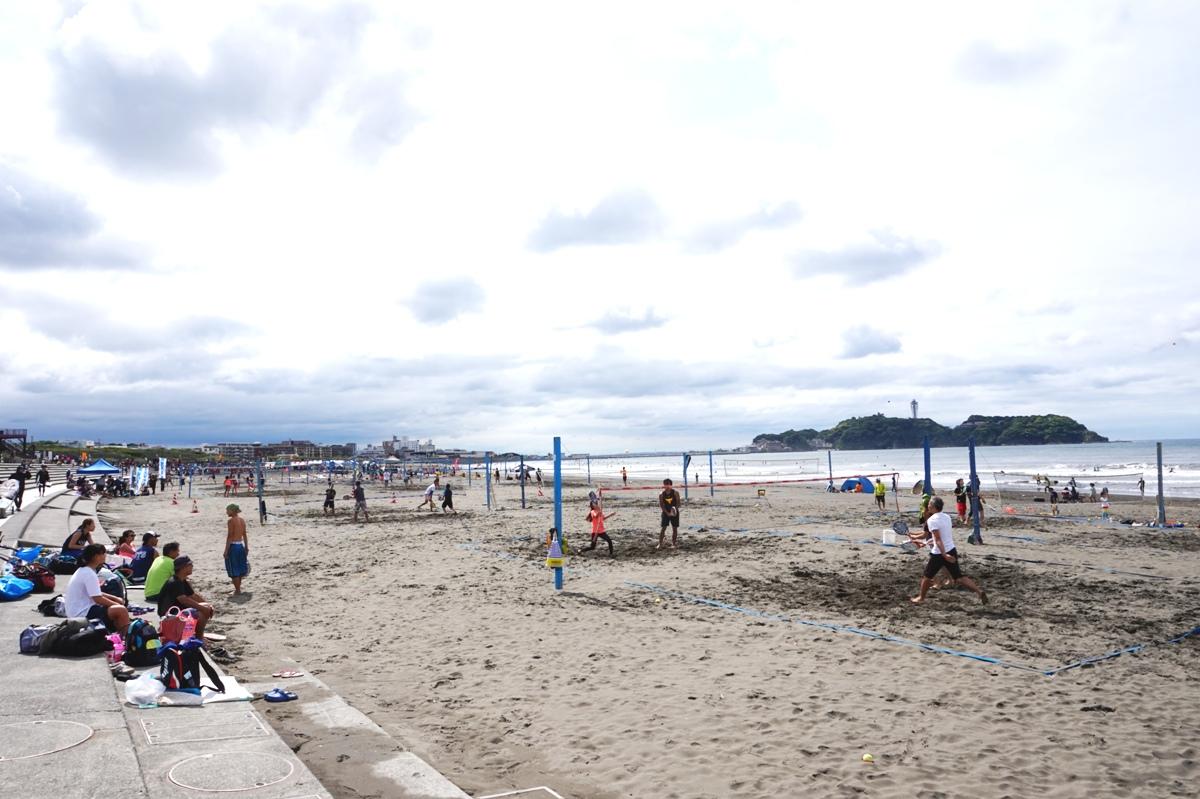 イタリア生まれのビーチスポーツ! 誰でも楽しめるビーチテニスを湘南で。 | SHONAN garden(湘南ガーデン)